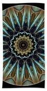 Mandala - Talisman 1458 Bath Towel