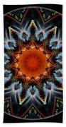Mandala - Talisman 1538 Bath Towel