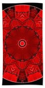 Mandala - Talisman 1542 Bath Towel