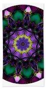 Mandala - Talisman 855 For Those Born In 1959 Bath Towel