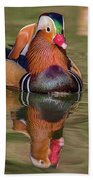 Mandarin Reflection Bath Towel