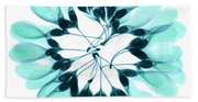 Maple Seeds X-ray Bath Towel