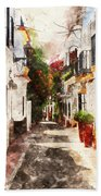 Marbella, Andalusia - 01 Bath Towel