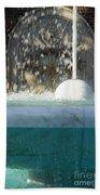 Marble Fountain Shower Bath Towel