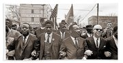 March Through Selma Bath Towel