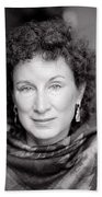Margaret Atwood Bath Towel