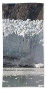 Margerie Glacier Bath Towel