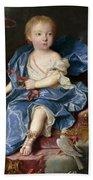 Maria Antonia Fernanda De Borbon. Infanta Of Spain. Future Queen Of Sardinia Bath Towel