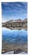 Marie Lake - John Muir Trail Bath Towel