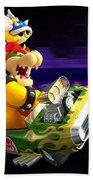 Mario Kart Wii Bath Towel