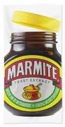 Marmite Bath Towel