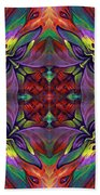 Masqparade Tapestry 7d Bath Towel