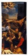 Massacre Of The Innocents 1611 Bath Towel