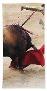 Matador El Cid II Bath Towel