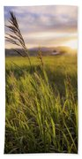 Meadow Light Hand Towel by Chad Dutson
