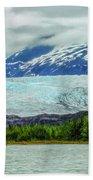 Mendenhall Glacier Bath Towel