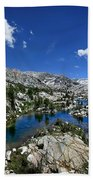 Medley Lake - Sierra Bath Towel