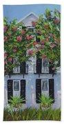 Meeting Street In Bloom Bath Towel