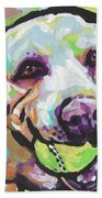 Mellow Yellow Lab Hand Towel