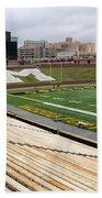 Memorial Stadium Bath Towel