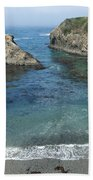 Mendicino County Viewpoint Bath Towel