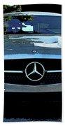 Mercedes-benz Amg Gt S Bath Towel