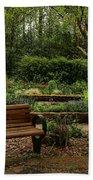 Botanic Garden Bath Towel