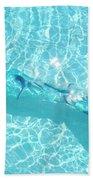 Mermaid Glide Bath Towel
