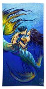 Mermaid Kiss Bath Towel