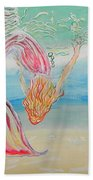 Mermaid Summer Salt Bath Towel