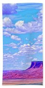 Mesa At Vermilion Cliffs Bath Towel
