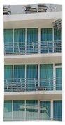 Miami Vice Bath Towel