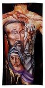 Michelangelo_i Hand Towel