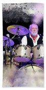 Mick Fleetwood Bath Towel