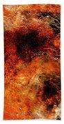 Midas Nebula 2 Bath Towel