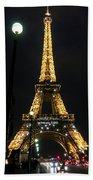 Midnight In Paris Bath Towel