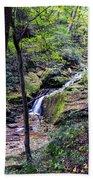 Mill Creek Falls Hand Towel