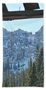 Miners Lost View Hand Towel by Michael Cuozzo