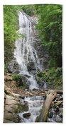 Mingo Falls In North Carolina Bath Towel
