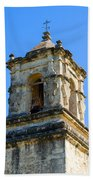 Mission Bell Tower Bath Towel