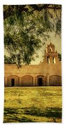Mission San Juan Church Bath Towel