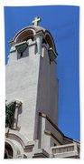 Mission San Rafael Arcangel Bath Towel