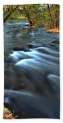 Mississippi River Minneapolis Bath Towel