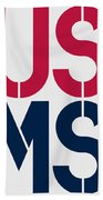 Mississippi Bath Towel