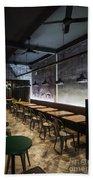 Modern Industrial Contemporary Interior Design Restaurant Bath Towel