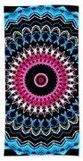 Modern Mandala Art 27 Bath Towel