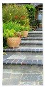 Modern Suburban House With Succulent Garden Hayward California 34 Bath Towel