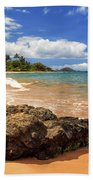 Mokapu Beach Maui Bath Towel