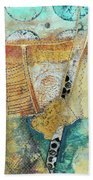 Moments In The Middle 3 Bath Towel by Kate Word
