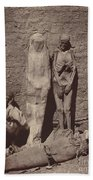 Momies Egyptiennes (egyptian Mummies) Bath Towel
